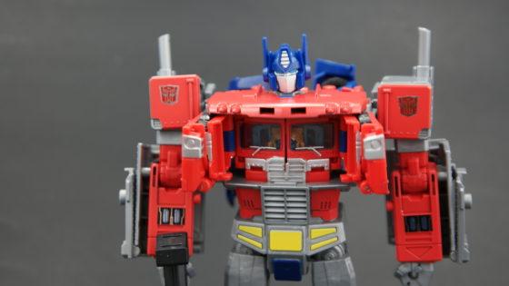 Optimus Prime and the Matrix