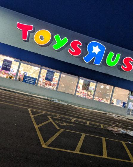 Last Toys R Us Trip