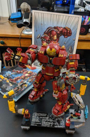 LEGO Hulkbuster Ultron Edition