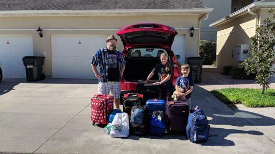 We Fit All This in the Trunk of the Mazda CX-5 Grand Touring