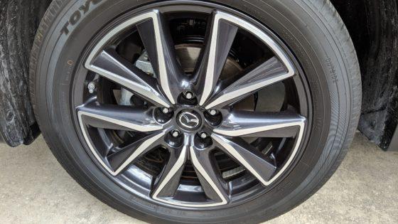 Nice Rims on the Mazda CX-5