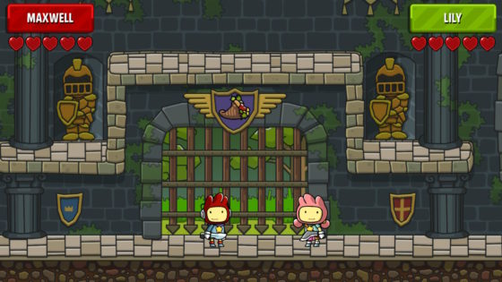 Scribblenauts Showdown Medieval Mayhem