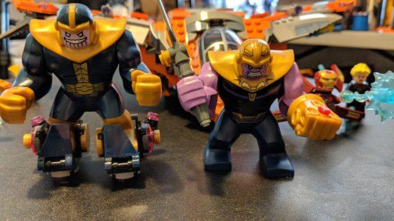 Multiple Thanos
