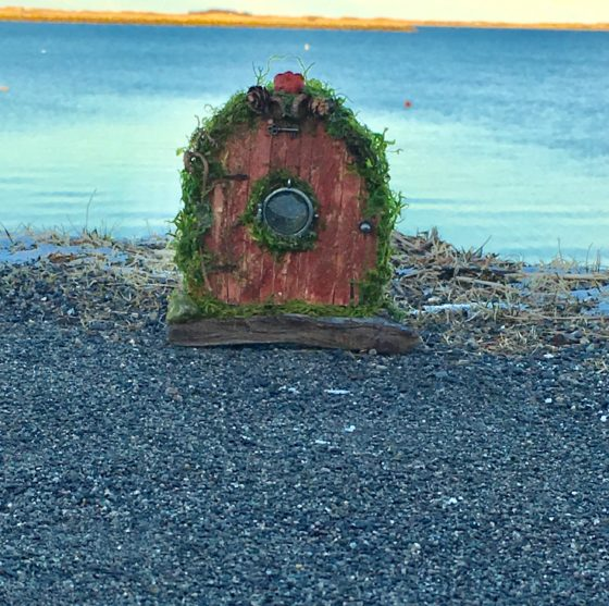 Plymouth Fairy Door Trail