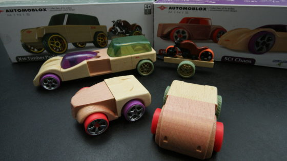 Automoblox Minis Creations