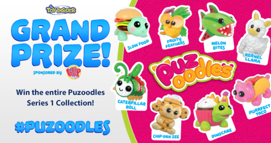 Puzoodles Twitter Party Grand Prize