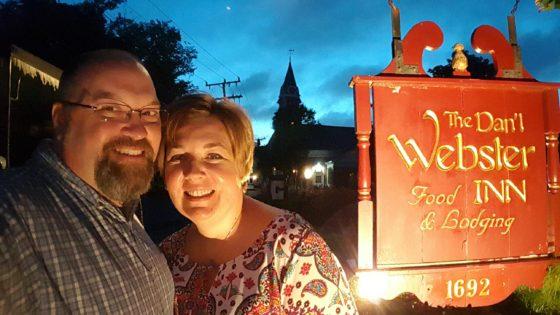 Night at Daniel Webster Inn