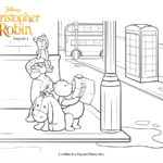 Christopher Robin - Pooh in the City