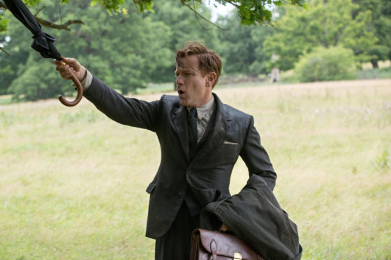 Christopher Robin Begins to Play Again