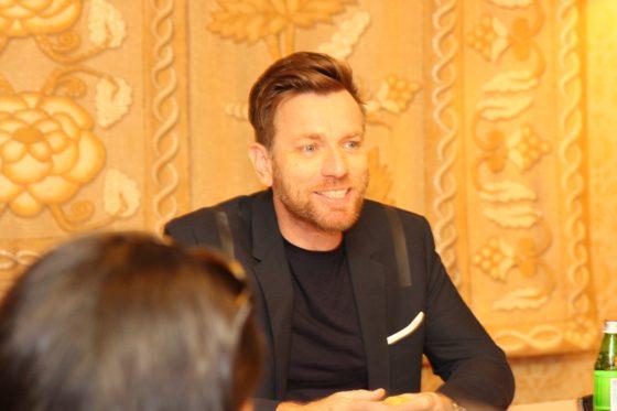 Ewan McGregor - Christopher Robin Interviews